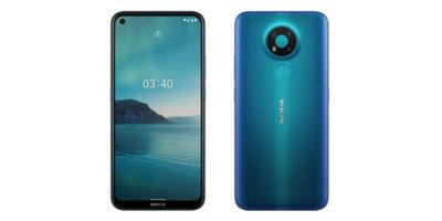Nokia 3.4 Dusk