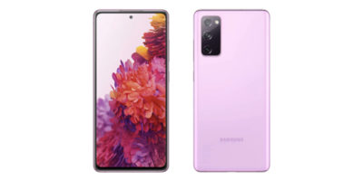 Samsung Galaxy S20 FE Cloud Lavender