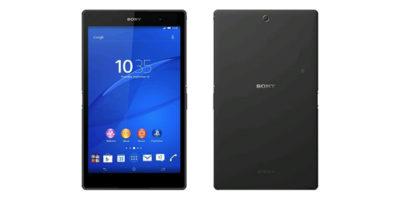 Sony Xperia Z3 Tablet Compact Black