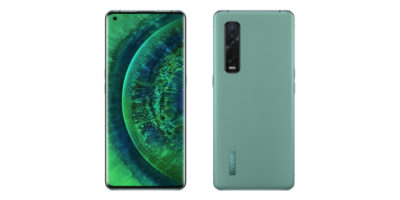 OPPO Find X2 Pro Green