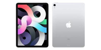 Apple iPad Air(第4世代) Silver