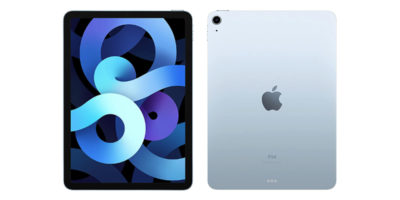 Apple iPad Air(第4世代) Sky Blue