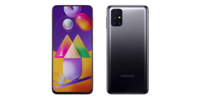 Samsung Galaxy M31s Mirage Black