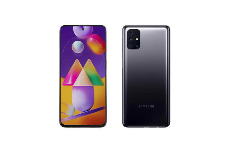 Samsung Galaxy M31s Mirage Black