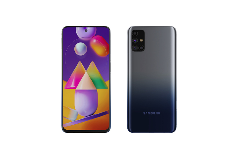 Samsung Galaxy M31s Mirage Blue