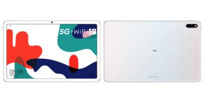 Huawei MatePad 5G Pearl White