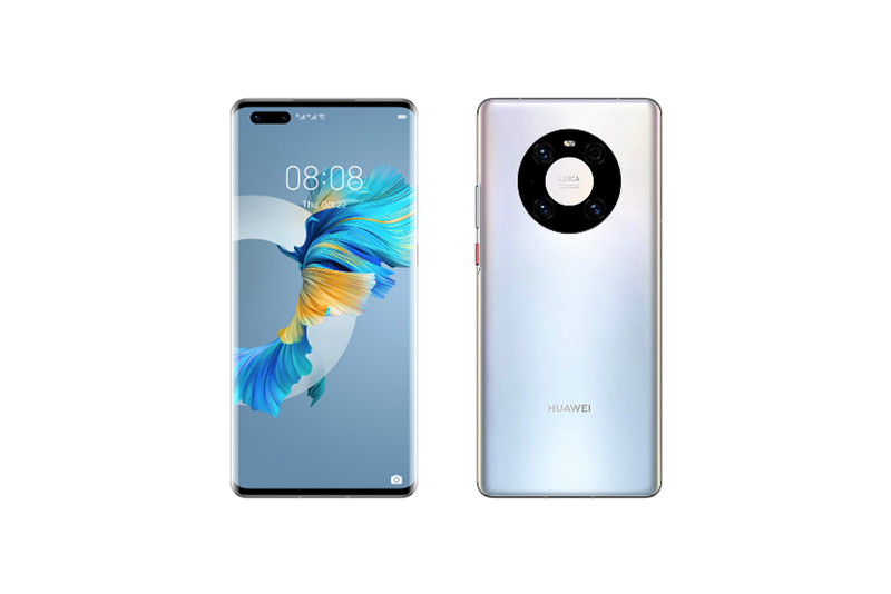 Huawei Mate 40 Pro Mystic Silver