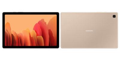 Samsung Galaxy Tab A7 Gold