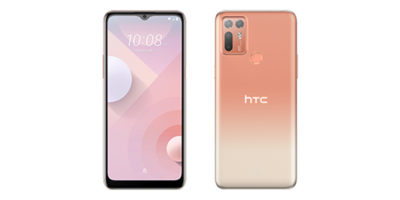 HTC Desire 20+ Orange