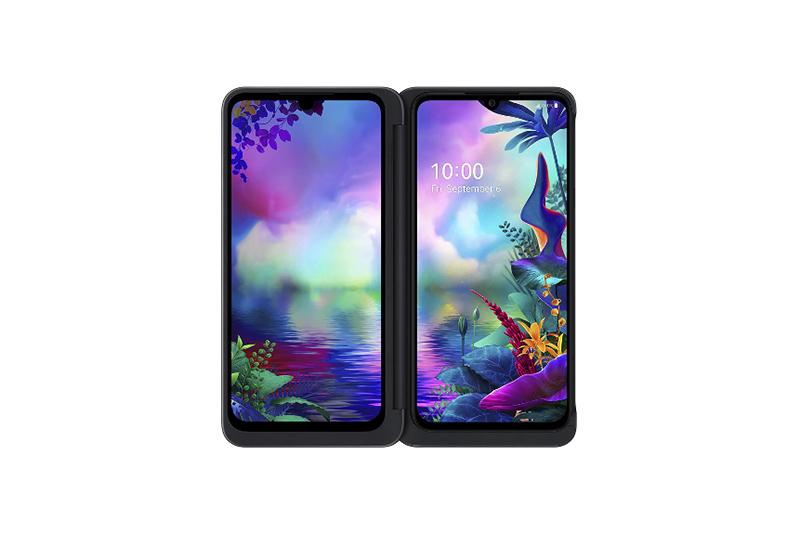 LG G8X ThinQ Aurora Black