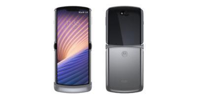 Motorola razr 5G Liquid Mercury