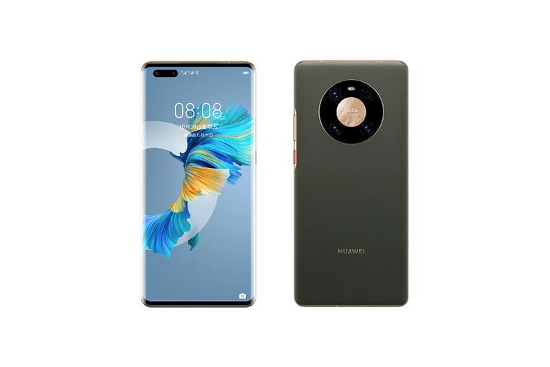 Huawei Mate 40 Pro 中国版 Olive Green