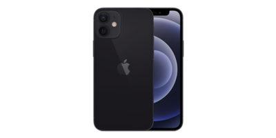 Apple iPhone 12 mini Black
