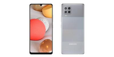 Samsung Galaxy A42 5G Prism Dot Gray