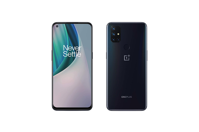 OnePlus N10 5G Midnight Ice