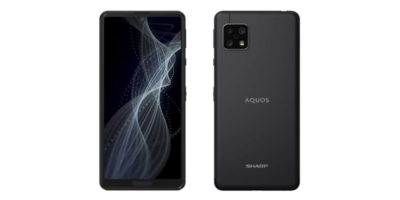 SHARP AQUOS sense4 SH-M15 ブラック