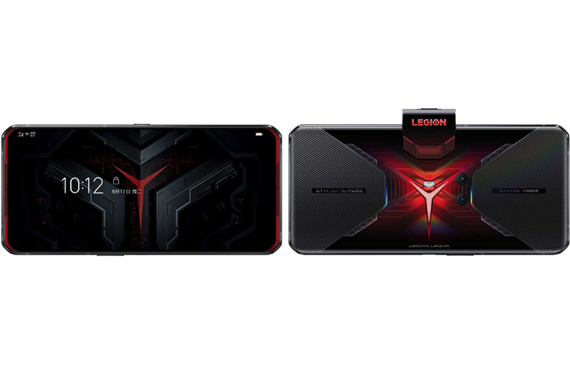 Lenovo Legion Phone Duel Vengeance Red