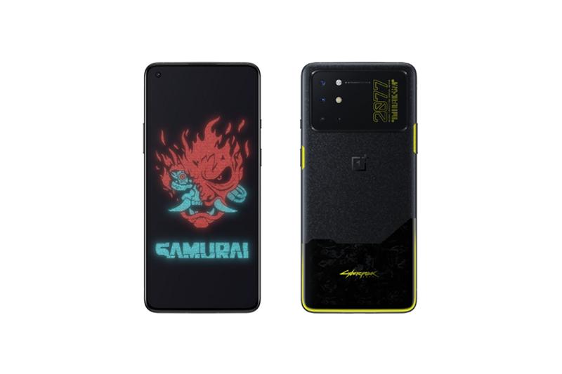 OnePlus 8T Cyberpunk 2077 Limited Edition