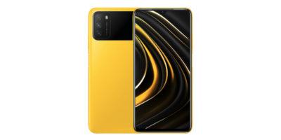 POCO M3 POCO Yellow