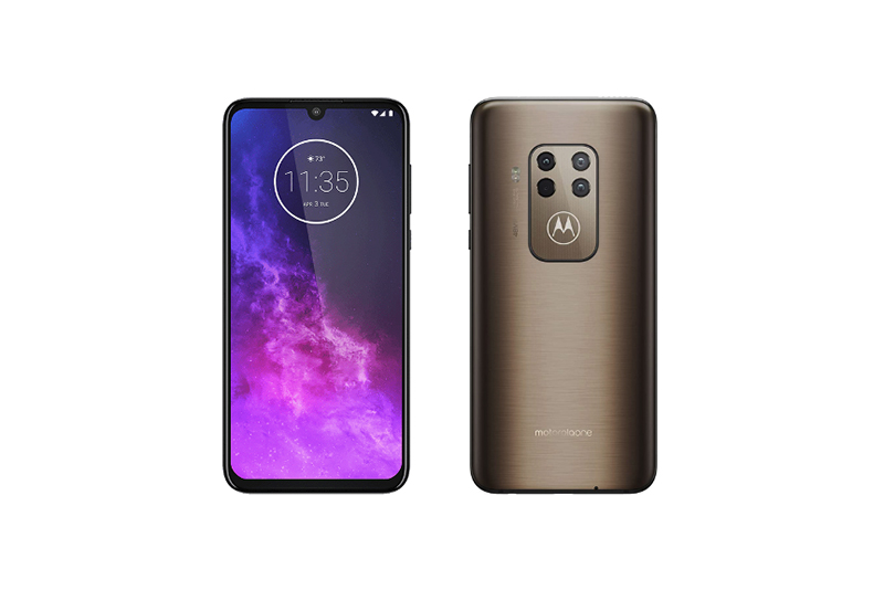Motorola motorola one zoom Brushed Bronze