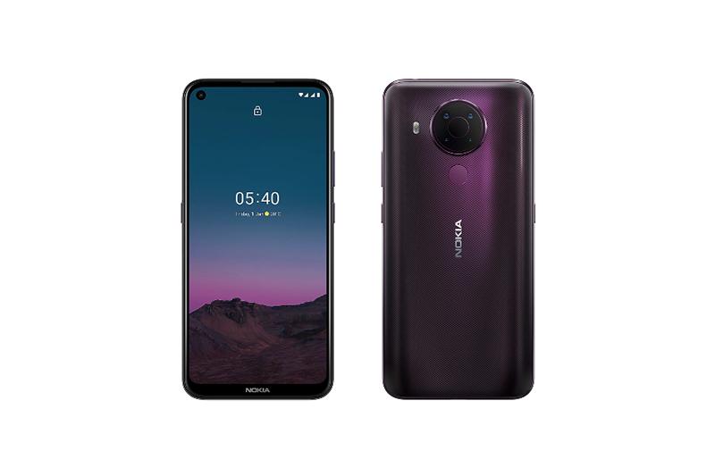 Nokia 5.4 Dusk