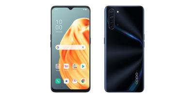 Y!mobile OPPO Reno3 A A002OP Black