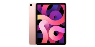 Apple iPad Air(第4世代) セルラー版 Rose Gold
