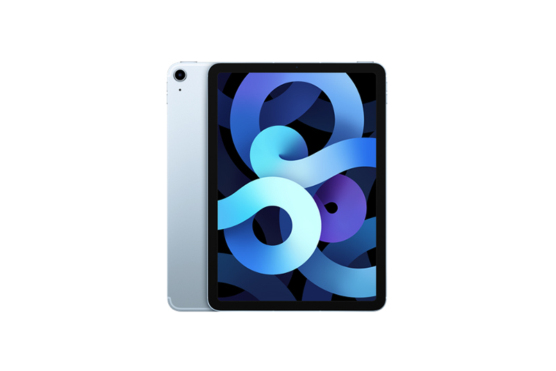 Apple iPad Air(第4世代) セルラー版 Sky Blue