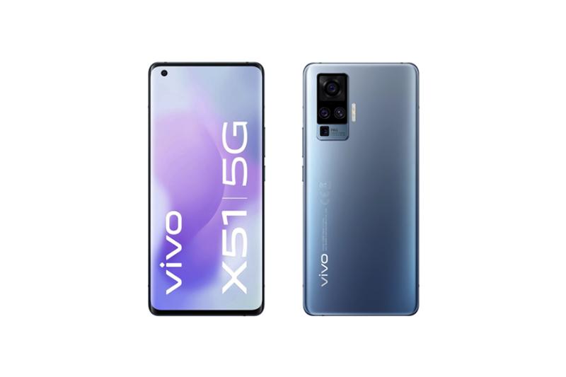 vivo X51 5G Alpha Gray