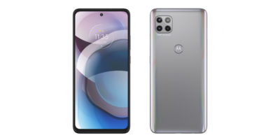 Motorola motorola one 5G ace Frosted Silver