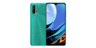 Xiaomi Redmi 9T Ocean Green