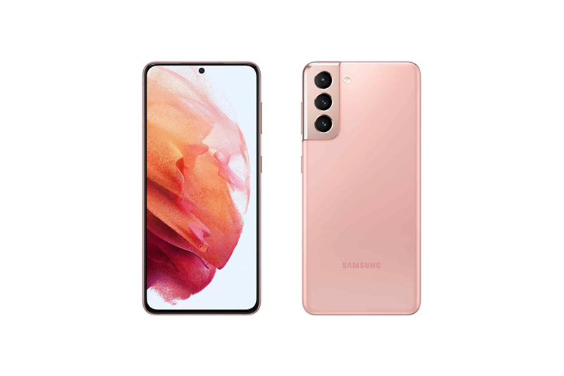 Samsung Galaxy S21 5G Phantom Pink