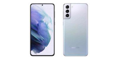Samsung Galaxy S21+ 5G Phantom Silver