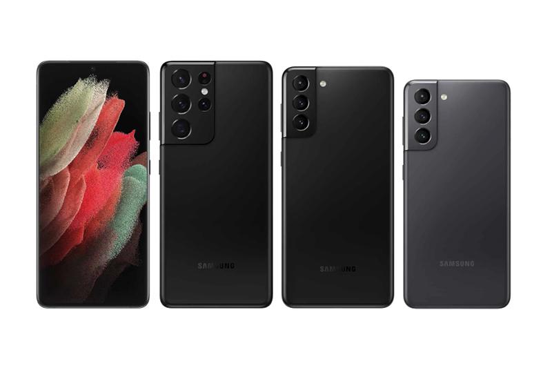 Samsung Galaxy S21シリーズ