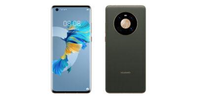 Huawei Mate 40 中国版 Olive Green