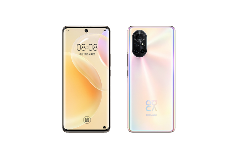 Huawei nova 8 Pink