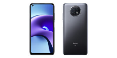 Xiaomi Redmi Note 9T Nightfall Black