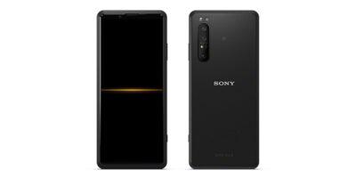 Sony Xperia PRO Black