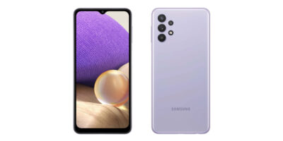 Samsung Galaxy A32 5G Awesome Violet