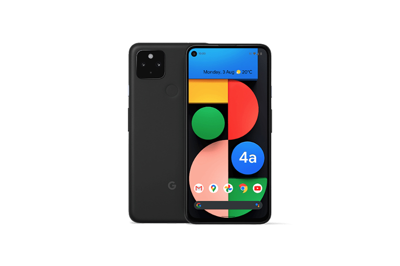 Google Pixel 4a (5G) Just Black