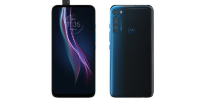 Motorola motorola one fusion+ Twilight Blue