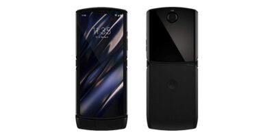 Motorola razr Noir Black