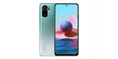 Xiaomi Redmi Note 10 Lake Green