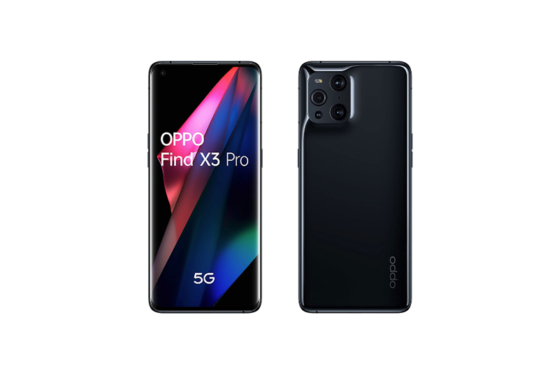 OPPO FInd X3 Pro Gloss Black