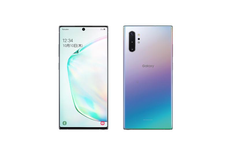 Samsung Galaxy Note10+ オーラグロー