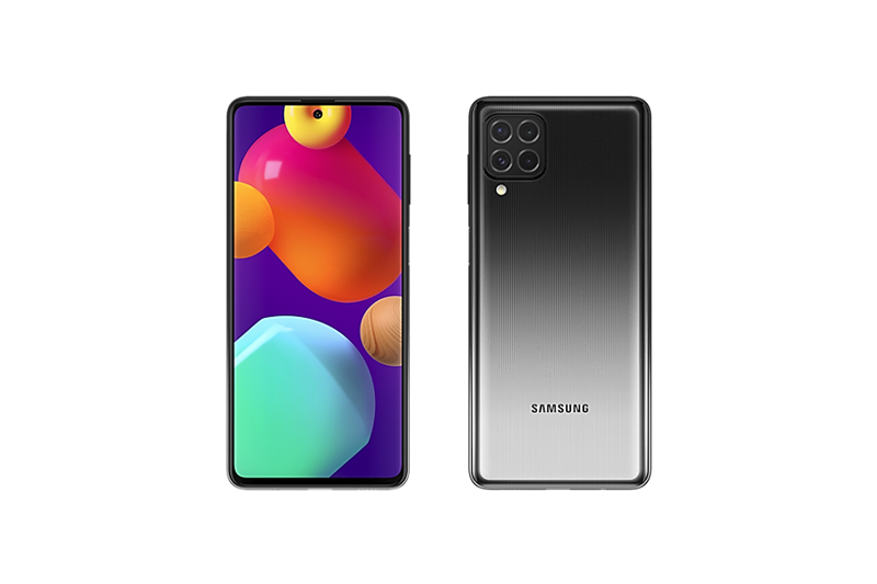 Samsung Galaxy M62 Black