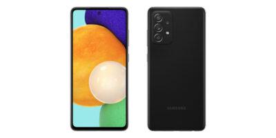 Samsung Galaxy A52 5G Awesome Black