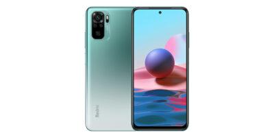 Xiaomi Redmi Note 10 Lake Green