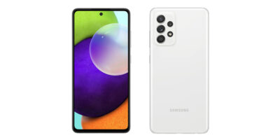 Samsung Galaxy A52 Awesome White