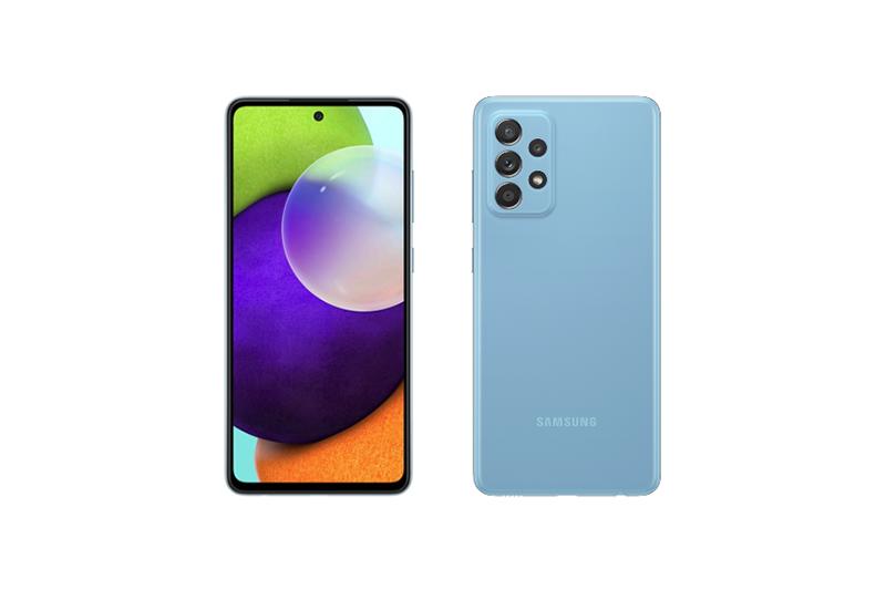 Samsung Galaxy A52 Awesome Blue